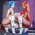 Milana May & Sarah Banks - image